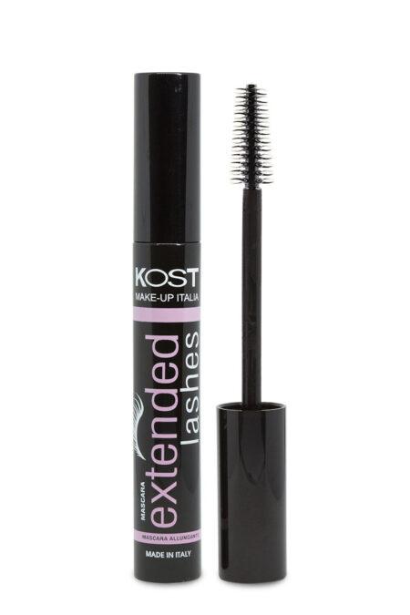 mascara extended lashes 01 cod. k.mel01