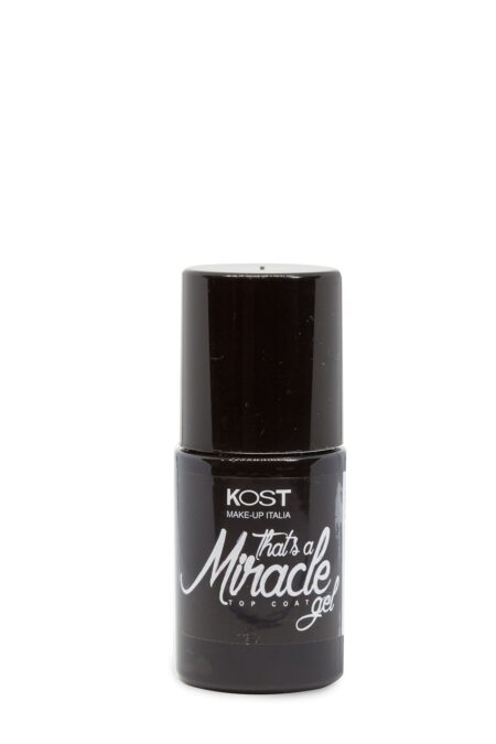 that's miracle gel Top coat. cod k.smgt
