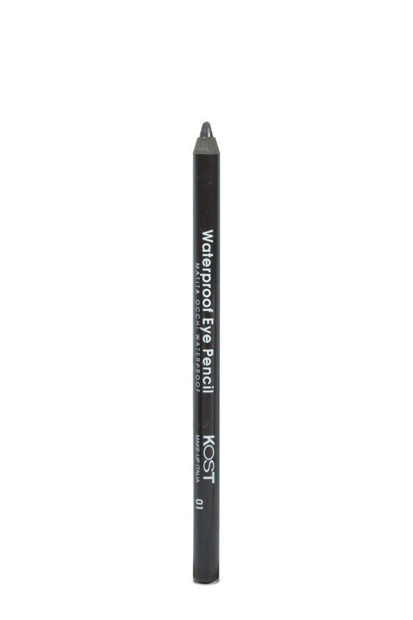 waterproof eyes pencil 01 cod.k.mtwp