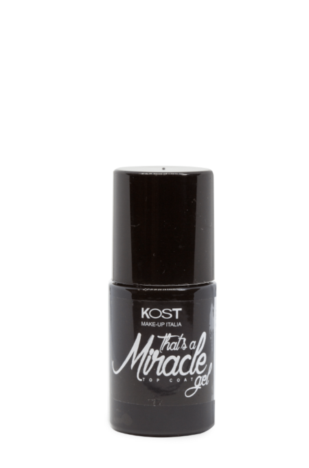 that's miracle top coat gel 01 cod. k.smgt
